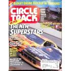 Circle Track, April 1991