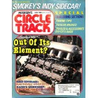 Cover Print of Circle Track, August 1988