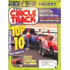 Cover Print of Circle Track, August 1989