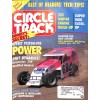 Cover Print of Circle Track, August 1990