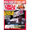 Cover Print of Circle Track, December 1986