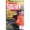 Cover Print of Circle Track, February 1991