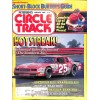 Cover Print of Circle Track, January 1987