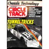 Cover Print of Circle Track, January 1989