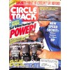 Cover Print of Circle Track, January 1991