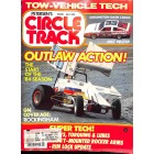 Circle Track, July 1984