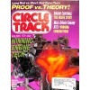 Cover Print of Circle Track, March 1990