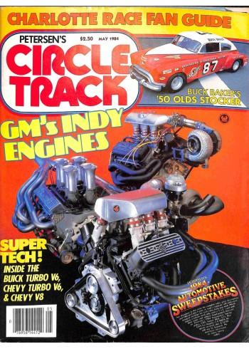 Circle Track, May 1984