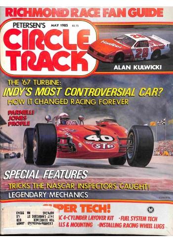 Circle Track, May 1985