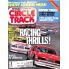 Cover Print of Circle Track, November 1986