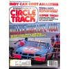 Cover Print of Circle Track, October 1986