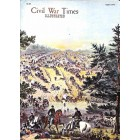Cover Print of Civil War Times Illustrated, August 1973