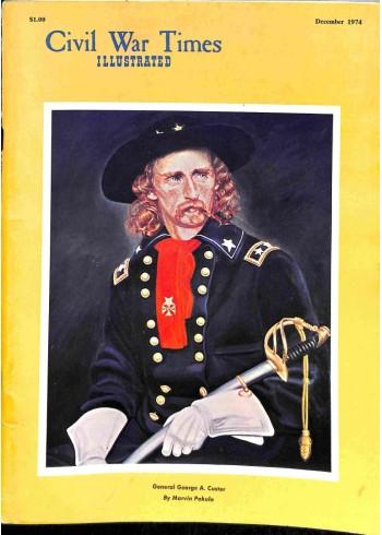 Civil War Times Illustrated, December 1974