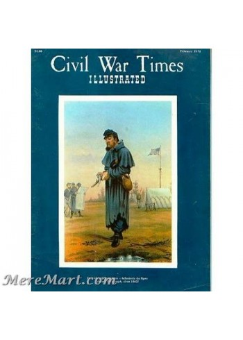 Civil War Times Illustrated, February 1971