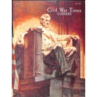 Cover Print of Civil War Times Illustrated, July 1976
