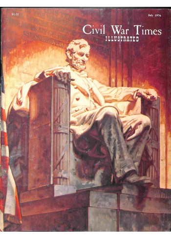 Civil War Times Illustrated, July 1976