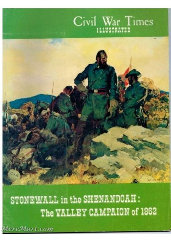 Civil War Times Illustrated, May 1972