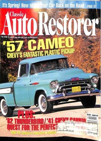 Classic AutoRestorer, April 1995