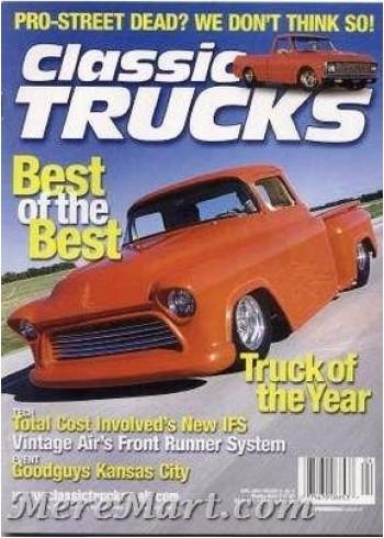 Classic Trucks, April 2003