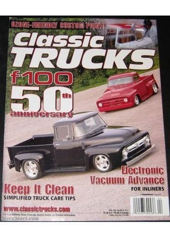 Classic Trucks, April 2006