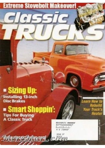 Classic Trucks, July 2007