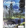 Cover Print of Colliers, April 19 1947