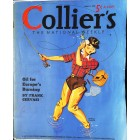 Cover Print of Colliers, April 6 1940