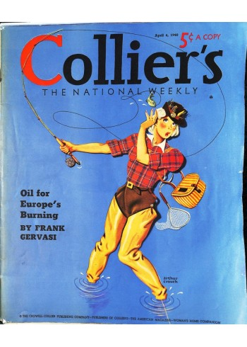 Colliers, April 6 1940