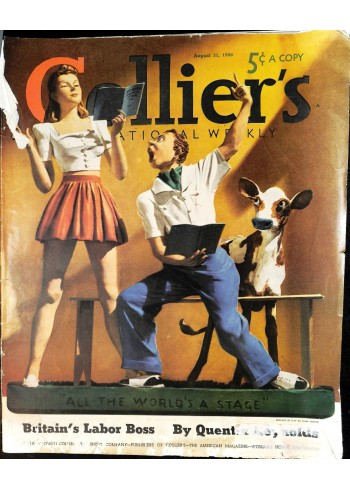 Colliers, August 31 1940