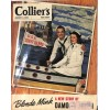 Cover Print of Colliers, August 4 1945