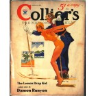 Cover Print of Colliers, February 3 1934