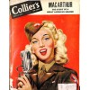 Cover Print of Colliers, July 14 1945