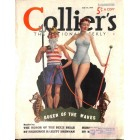 Cover Print of Colliers, July 16 1938