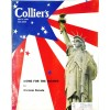 Cover Print of Colliers, July 6 1946