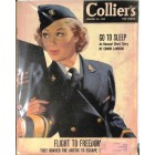 Cover Print of Colliers, March 24 1945