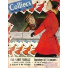 Cover Print of Colliers, November 24 1945