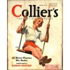 Cover Print of Colliers, September 11 1937