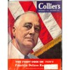 Cover Print of Colliers, September 13 1941