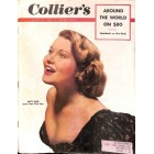 Cover Print of Colliers, August 23 1952