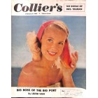 Cover Print of Colliers, February 9 1952
