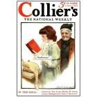 Colliers, January 1, 1916. Poster Print. Chas Macwollan.