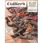 Cover Print of Colliers, July 12 1952