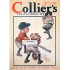 Colliers, June 19, 1915. Poster Print. Leyendecker.