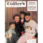 Cover Print of Colliers, March 8 1952