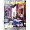 Cover Print of Colonial Homes, August 1989