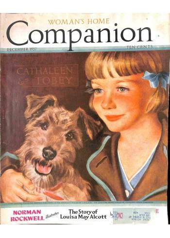 Cover Print of Companion, December 1937