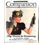 Cover Print of Companion, June 1938