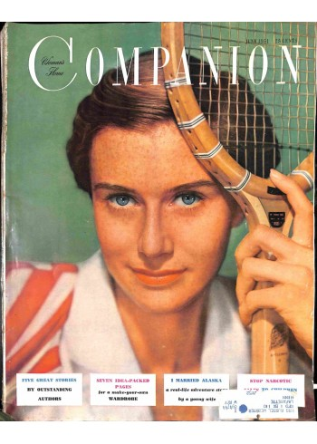 Cover Print of Companion, June 1951