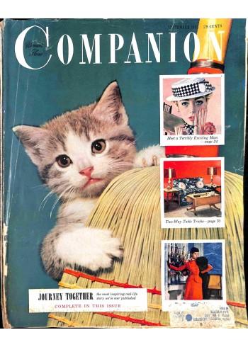 Cover Print of Companion, September 1951