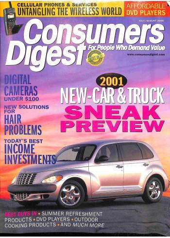 Computer Digest, July 2000